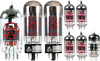Vacuum Tube Amp Set - for THD 50-watt Rack Head