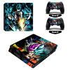 Dragon Ball Super Goku Decal Skin Sticker for Sony PS4 Slim Console Controllers