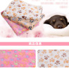 Pet Plush Mat Hamster Cushion Squirrel Warm Blanket Guinea Pig Bed Pads