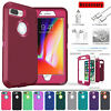 For iPhone 7 8 Plus Case Cover Accessories Protective Hybrid Rugged Shockproof