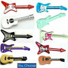 Lego Guitar Electric Acoustic Flying V Rock Music Minifigure Stratocaster Gibson