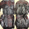 Pelle Pelle RED GHOST/BLACKRED LEATHER JACKETS VARIOUS SIZES AND STYLES NWT!