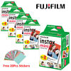 Fujifilm Instax Mini 8 9 11 LiPlay Film Camera Sheets Fuji Instant White Photos
