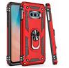 Samsung Galaxy S10 /10 Plus /S10e Case TPU Bumper Heavy Duty Kickstand Cover NEW