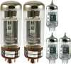 Vacuum Tube Amp Set - for Marshall 2525 Mini Jubilee Heads and Combos, TAD Tubes