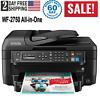 Epson Printer Machine Fax Scanner Copier All In One Wireless Laser Sharp Wi-Fi