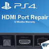 Sony PlayStation 4 PS4 System HDMI Port Repair Service ***COMPLETE CONSOLE***