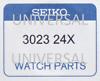 Seiko capacitor 3023.24X Fit kinetic Caliber 5J21, 5J22, 5J32, 5S21