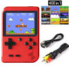 Mini Retro Handheld Box Game Console Built-in 400 Classic Games Boys Funny Gift