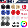 1 Pair Ear Pad Cushion Replacement For Beats Dre Studio 2 / 3 Wireless / Wired