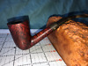 Charatan's Make Belvedere 312x Estate Pipe London England VERY GOOD No Reserve!