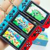 Nintendo Switch Zelda Mario Bros animal crossing Pendant Keychain Keyring