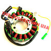18-coil Stator W/pick Up Coil for Cf250 250cc Water Motor Scooter, Cn250 Ch250