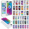 For Apple iPod Touch 5 5th/ 6 6th/ 7th Gen 2019 Bling Hybrid Silicone Case Cover