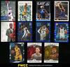 Lot(11) 1994-17 HOFers & Stars w/ Michael Jordan Lillard Durant LeBron (PWCC)