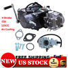 125CC 4 Stroke CDI Motor Engine Pit Dirt Bike ATV Quad For Honda CRF50 Z50 USA