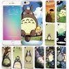 Cartoon My Neighbor Totoro Print Phone Case Cover For iPhone Samsung LG Motorola