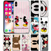 Mickey & Minnie Mouse Pattern Phone Case Cover For iPhone Samsung LG Motorola