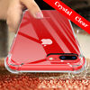 For iPhone 8Plus 7Plus XS Max XR XS Case Clear Bumper Shockproof Protector