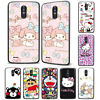 Cartoon Hello Kitty Melody Anime Slim Phone Case Cover For LG Motorola and ZTE