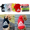 Pet Winter Coat Dog Soft Warm Clothing Casual Cat Puppy Hoodie Sweater Adidog  -