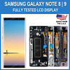 Samsung Galaxy Note 8 | 9 LCD Replacement Display Screen Digitizer Frame (A)