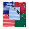 Polo Ralph Lauren Kids Boy's T-Shirt Striped Cotton Jersey Tee Size XL(18-20)