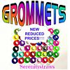 SILICONE GROMMETS, 5/16