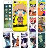 Naruto Kakashi Anime Pattern Phone Case Cover For iPhone Samsung LG and Motorola
