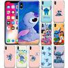 2018 Cute Disney Stitch Pattern Phone Case Cover For iPhone Samsung LG Motorola