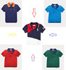 NWT Polo Ralph Lauren Baby Boy Cotton Mesh Polo Shirt 6M,9M,12M,18M,24M,2T,4T