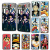 Cartoon One Piece Anime Pattern Slim Phone Case Cover For LG Motorola and ZTE