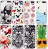 iPod Touch 5th 6th & 7th Gen - Hard TPU Rubber Silicone Clear Case Cover Kids