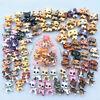5pcs LPS toy 1 Cat 1 Collie 1 Spaniel 1 Dachshund 1 Great Dane Pet Shop