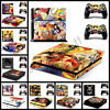 Top One Piece Decals For Sony PlayStation 4 PS4 Skin Stickers Console Controller