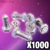 Fortnite Save The World Nut's 'N' Bolts Nabs x2000 And FAST DELIVERY PC/PS4/XBOX