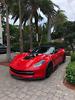 2014 Chevrolet Corvette 1LT 2014 Chevy Corvette Stingray Convertible Red