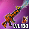 Fortnite Save The World LVL 130 Grave Digger Water MAX GOD ROLLS PC/PS4/XBOX