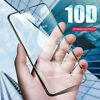 For Samsung Galaxy s21 + S10 S20 S9 Tempered Glass Screen Protector Film Curved