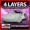 Chevrolet Corvette C3 4 Layer Waterproof Car Cover 1982