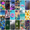 For Iphone XS MAX XR X 8 7 6 Summer Cool Pattern Soft TPU Back Phone Case Cover