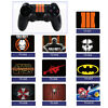 Game Console Gamepad Sticker Decal for Sony PlayStation 4 PS4 Controller Gamepad
