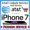 ✅ FACTORY UNLOCK CODE ✅ iPhone 7 Plus 8 X ✅AT&T att ✅ LIFETIME GUARANTEE