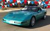 1991 Chevrolet Corvette ZR1 CHEVY CORVETTE ZR-1