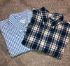 Lot Of 2 Ralph Lauren Polo Southern Tide Long Sleeve Button Down Mens Large