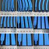 Ø0.6-Ø80mm Blue Heat Shrink Tube 2:1 Car Electrical Cable Wire Heatshrink Sleeve