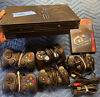 Sony PlayStation 2 PS2 Fat 50001 Console Bundle W/ Cables 5 Controllers Working
