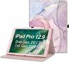 For Apple iPad Pro 12.9 1st Gen 2015 / 2nd Gen 2017 Leather Case Cover Stand