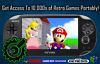 PS Vita / PS TV Modding Service! Play All Vita, PSP, PS1! *READ DESCRIPTION*[US]