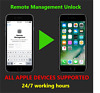 Apple Remote Management MDM Unlock Bypass iPhone / iPad / iPod All IOS Supported